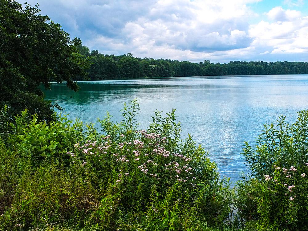 Carwitz med sjön Luzin:: äntligen i mål!
